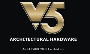 V5 Locks & Architectural  Hardware